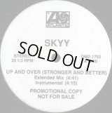 Skyy - Up And Over (Stronger And Better)  12""