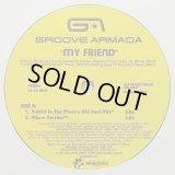 "Groove Armada - My Friend 12""X2"