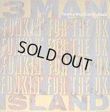 """3 Man Island Featuring Carol Jiani -  Funkin' For The UK  12"""""""
