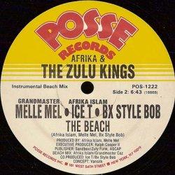 """画像2: Afrika & The Zulu Kings - The Beach  12"""""""