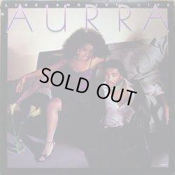 画像1: Aurra - Live And Let Live  LP