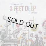 "DJ Format - 3 Feet Deep/You Hear That ?/Ferocious War Rhymes  12"""