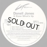 Donell Jones - U Know What's Up  12""