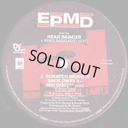 画像3: EPMD - Head Banger/Scratch Bring It Back  12""
