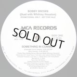 """Bobby Brown (Duet with Whitney Houston) - Something In Common  12"""""""