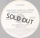 Refugee Camp All Stars Featuring Lauryn Hill - The Sweetest Thing (Mahogany Mix)  12""