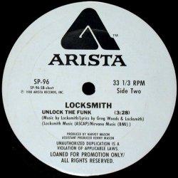 """画像2: Locksmith - Unlock The Funk  12"""""""