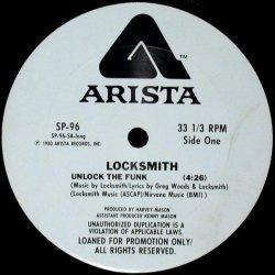 """画像1: Locksmith - Unlock The Funk  12"""""""
