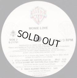 画像3: Monie Love - It's A Shame/Race Against Reality  12""
