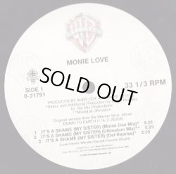 画像2: Monie Love - It's A Shame/Race Against Reality  12""