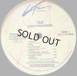 画像1: TLC - Crazysexycool  LP