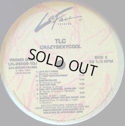 画像2: TLC - Crazysexycool  LP