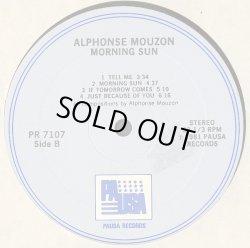 画像3: Alphonse Mouzon - Morning Sun  LP