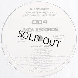 "画像2: Blackstreet - Baby Be Mine (9Vers Promo)  12"""