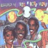 Warp 9 - It's A Beat Wave  LP