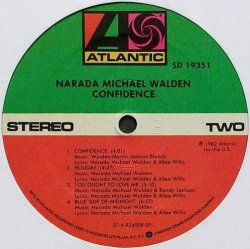 画像3: Narada Michael Walden	 - Confidence  LP