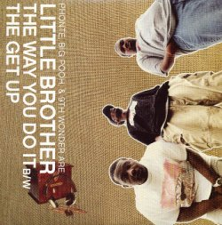 画像1: Little Brother - The Way You Do It/The Get Up/On The Way 12""