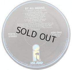 画像2: By All  Means - S/T  LP