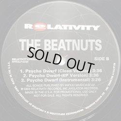 """画像3: The Beatnuts - No Equal/Psycho Dwarf  12"""""""