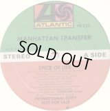 """Manhattan Transfer - Spice Of Life/The Night That Monk Returned To Heaven  12"""""""