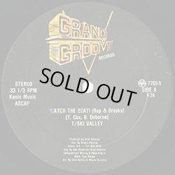 """画像1: T/Ski Valley/Grand Groove Bunch - !Catch The Beat!/!Catch The Groove!  12"""""""