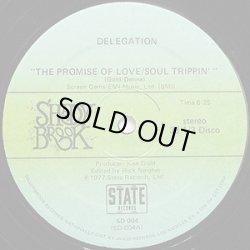 """画像1: Delegation - The Promise Of Love/Soul Trippin'/Oh Honey  12"""""""