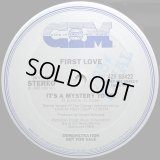 First Love - It's A Mystery To Me/My First Love  12""