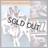 "Stetsasonic - Talkin' All That Jazz (Doubled!)  12"" X2"