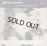 Gloria Estefan - Don't Wanna Lose You/Si Voy A Perderte/Words Get In The Way  12""