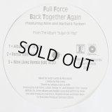"Full Force - Back Together Again  12"""