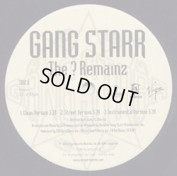 画像2: Gang Starr - All 4 Tha Ca$h/The ? Remainz  12""