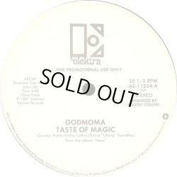 """画像1: Godmoma - Taste Of Magic (Stereo/Mono)  12"""""""