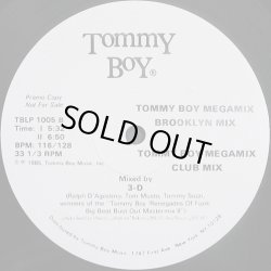 画像2: 3-D - Tommy Boy Megamix  12""