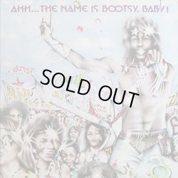 画像1: Bootsy's Rubber Band - Ahh...The Name Is Bootsy, Baby !  LP