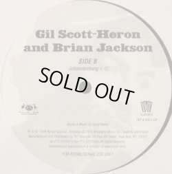 画像2: Gil Scott-Heron & Brian Jackson - The Bottle/Johannesburg  12""