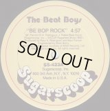 The Beat Boys - Be Bop Rock  12""