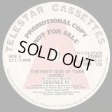 Essence III - The Party Side Of Town  12""