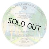 """Funkadelic - One Nation Under A Groove (Palm Tree Label Promo!)  12"""""""