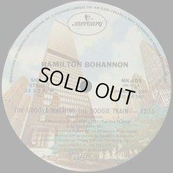 """画像2: Bohannon - The Groove Machine/The Boogie Train  12"""""""