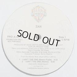 """画像1: Zan - I Ain't The One (Remixes)  12"""""""