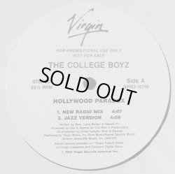 画像1: The College Boyz - Hollywood Paradox (New Mixes)  12""