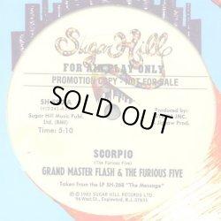 """画像1: Grandmaster Flash & The Furious Five - Scorpio  12"""""""