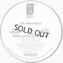 """画像1: The Jones Girls - Dance Turned To A Romance  12"""""""