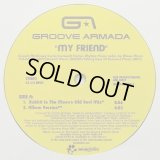 "Groove Armada - My Friend 12""X2"