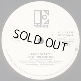 Ernie Watts - Just Holdin' On (Stereo/Mono)  12""