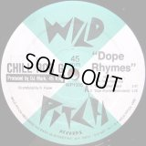 Chill Rob G - Dope Rhymes/Wild Pitch/Chillin'  12""