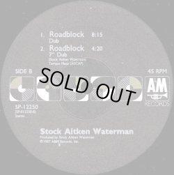 "画像2: Stock Aitken Waterman - Roadblock  12"""