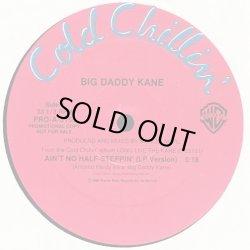 """画像1: Big Daddy Kane - Ain't No Half-Steppin' (LP Vers/Radio Edit)  12"""""""