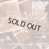 Group Home - Livin' Proof  2LP