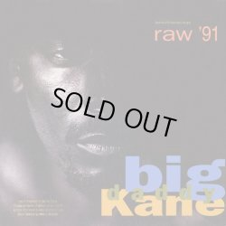 画像1: Big Daddy Kane - Ooh, Aah, Nah-Nah-Nah/Raw'91/It's Hard Being The Kane/Taste Of Chocolate  12""